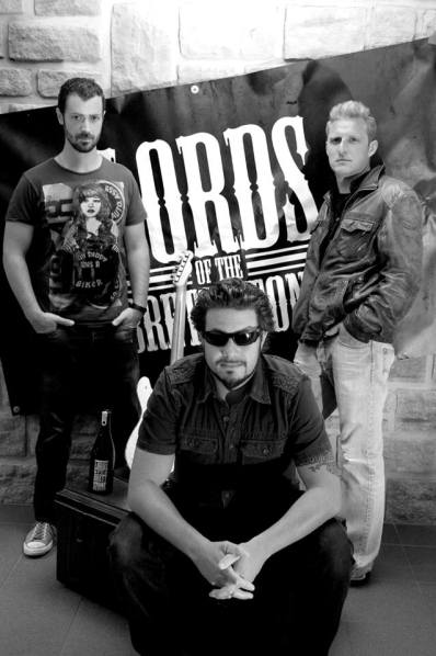 lords of the brett stone dans l'émission radio Le cri du Lynx