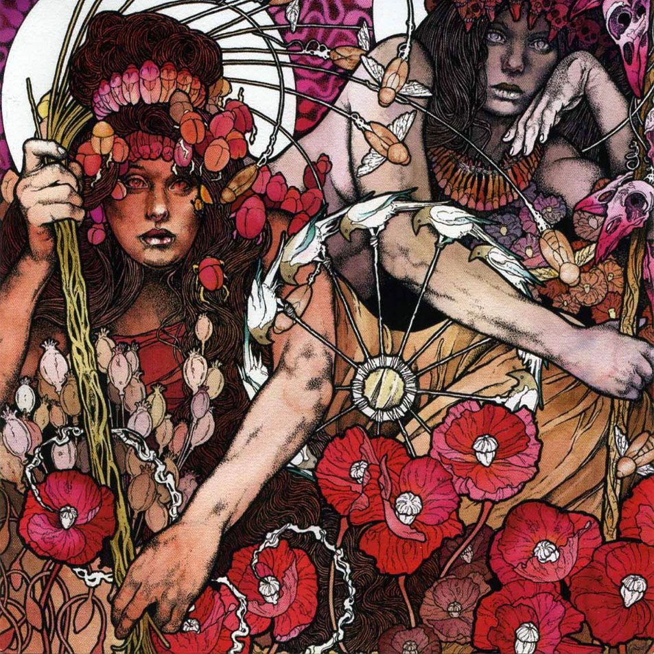 Baroness-The_Red_Album-Frontal