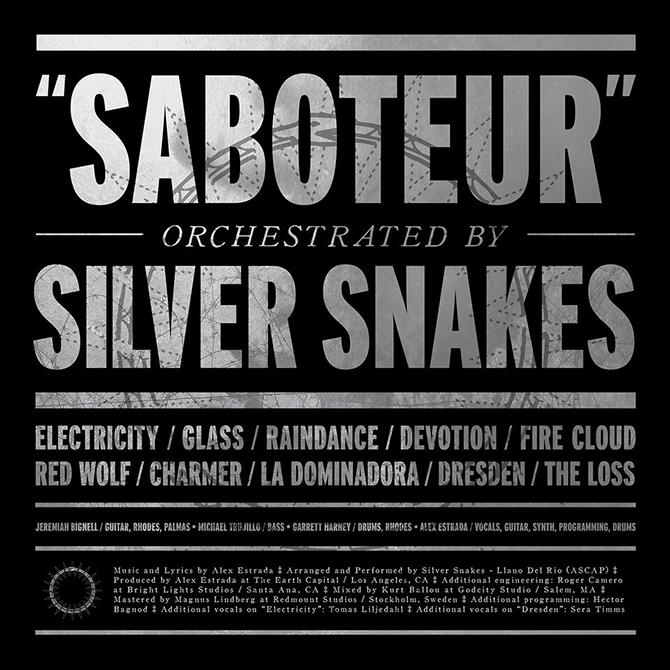 Silver Snakes Saboteur