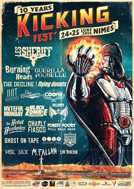 Kicking Fest 10 Years